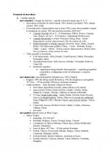 Geografia umana a Romaniei - Pagina 2