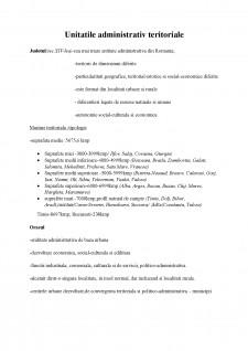 Geografia umana a Romaniei - Pagina 4