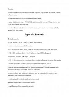 Geografia umana a Romaniei - Pagina 5
