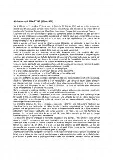 Alphonse De Lamartine - Pagina 1