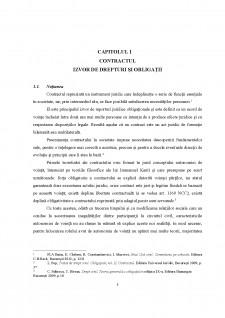Contractul în dreptul mediului - Pagina 5