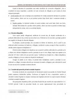 Ordinea de preferință în procedura executării creanțelor bugetare - Pagina 5