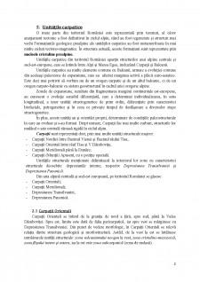 Încadrarea geostructurală a teritoriului României - Pagina 2