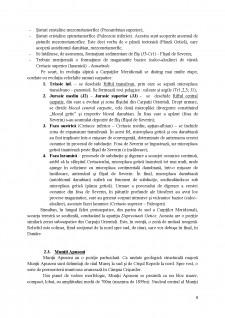 Încadrarea geostructurală a teritoriului României - Pagina 4