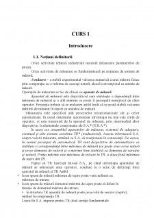 Senzori și traductoare - Pagina 1