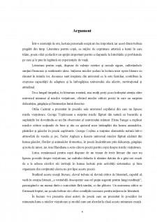 Universul micilor viețuitoare în lirica românească - Pagina 4