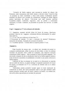 Limba engleza pentru afaceri - Pagina 2
