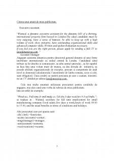 Limba engleza pentru afaceri - Pagina 3