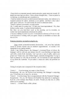 Engleza pentru birou - Pagina 2