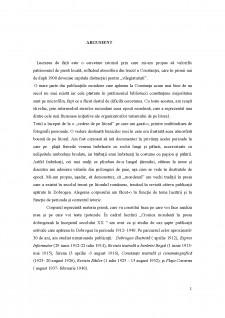 Cronica mondenă în presa dobrogeană la începutul secolului XX - Pagina 1