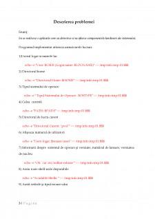 Detectarea și afișarea componentelor hardware și software ale sistemului - Pagina 3