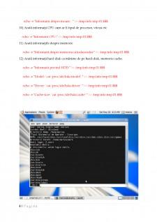 Detectarea și afișarea componentelor hardware și software ale sistemului - Pagina 4