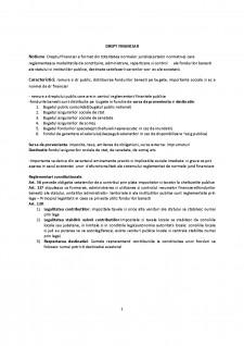 Moneda si Drept financiar - Pagina 1