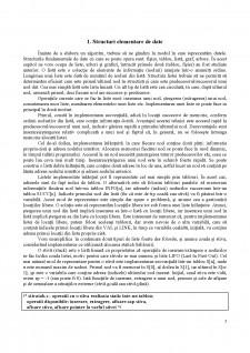 Structuri de date și algoritmi - Pagina 1