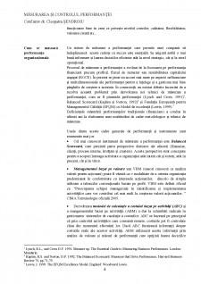Măsurarea și controlul performanței - Pagina 5