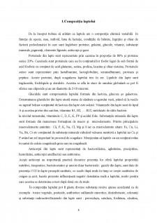 Tehnologii inovatoare de procesare ale laptelui - Pagina 5