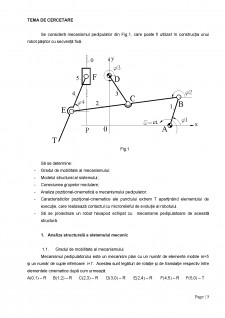 Raport de cercetare - Mecanism picior robot - Pagina 5
