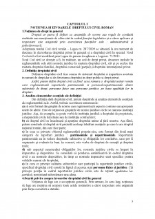 Drept civil și comercial - Pagina 3