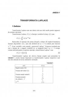Sisteme automate liniare - Pagina 1