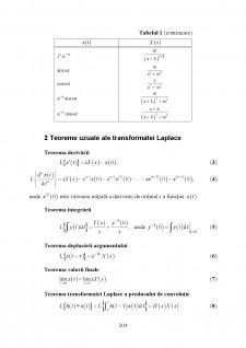 Sisteme automate liniare - Pagina 2