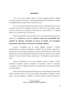 Taxa pe valoarea adăugată - Pagina 1