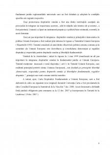 Sistemul de protectie a drepturilor omului in plan european si international - Pagina 5
