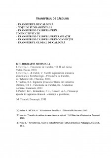 Schimbul de caldura - Pagina 1