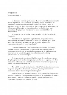 Drept constituțional - Spețe - Pagina 2
