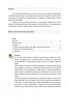 Drept contraventional - Pagina 1