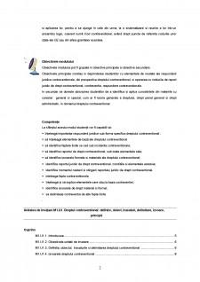 Drept contraventional - Pagina 2