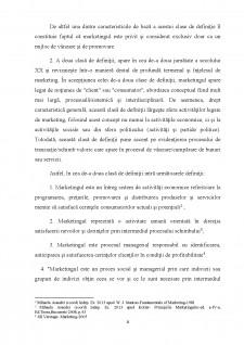 Strategii de marketing in institutii culturale - centrul cultural Pitesti - Pagina 4