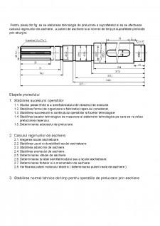 Tehnologia de fabricare a Arborelui - Pagina 2