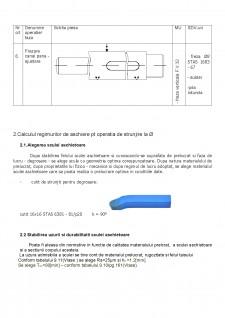 Tehnologia de fabricare a Arborelui - Pagina 5