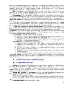 Analiza și Functionarea Conturilor - Pagina 3