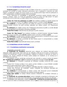 Analiza și Functionarea Conturilor - Pagina 4