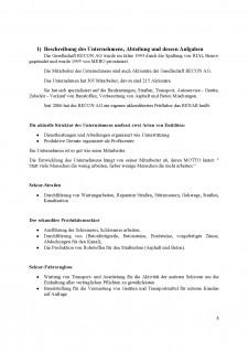Praktikumsarbeit - Recon AG - Pagina 3