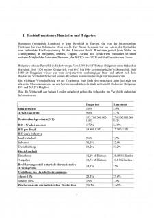 Rumanien vs Bulgarien - Vergleich zwischen Steuersystemen - Pagina 3