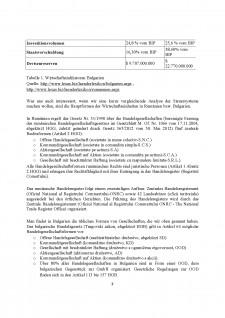 Rumanien vs Bulgarien - Vergleich zwischen Steuersystemen - Pagina 4