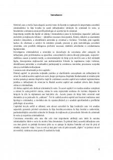 Elemente de tactică criminalistică și psihologie judiciară aplicată în cadrul investigării infracțiunilor comise de criminali în serie - Pagina 4