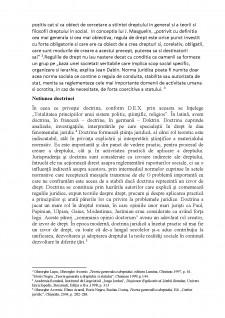 Rolul doctrinei în aplicarea normelor juridice în sistemul de drept românesc - Pagina 3