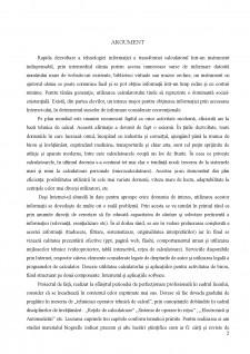 Utilizarea informațiilor - Pagina 2
