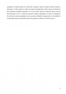 Utilizarea informațiilor - Pagina 3