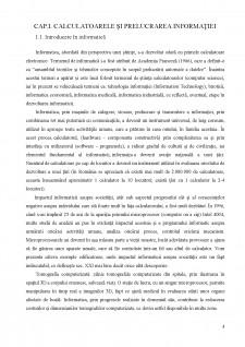 Utilizarea informațiilor - Pagina 4