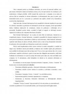 Sistem informațional - Pagina 3