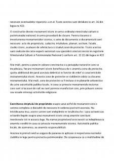 Sinteza legilor privind protejarea patrimoniului cultural national si a monumentelor istorice - Pagina 3