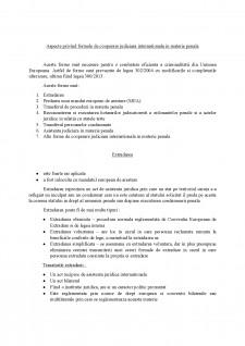 Drept penal european - Pagina 1
