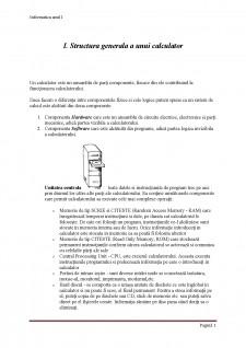 Calculatoare - Pagina 1
