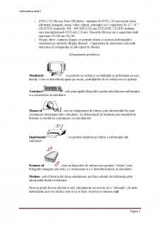 Calculatoare - Pagina 2