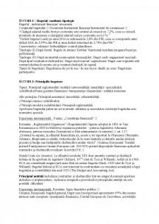 Buget și trezorerie - Pagina 1