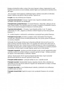 Buget și trezorerie - Pagina 3